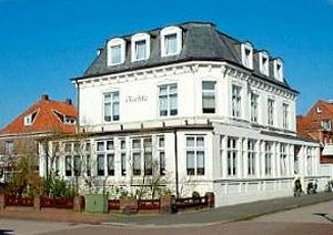 Pension villa charlotte juist pensionhotel for Unterkunft juist privat