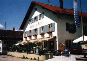Pension zur sonne sonthofen pensionhotel for Unterkunft sonthofen