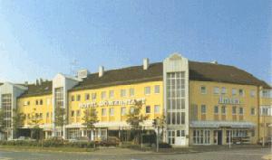 Hotel römerstadt gersthofen