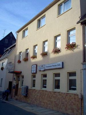 Pension Sofia Hohenstein-Ernstthal - Pensionen