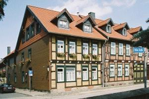 Pension gellert wernigerode pensionhotel for Pension wernigerode